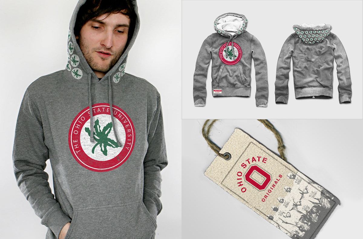 Sports Apparel Design Ohio State
