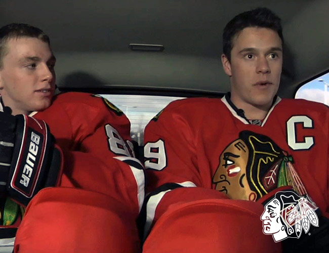 Chicago Blackhawks Commercial Never Forget Your Roots Video