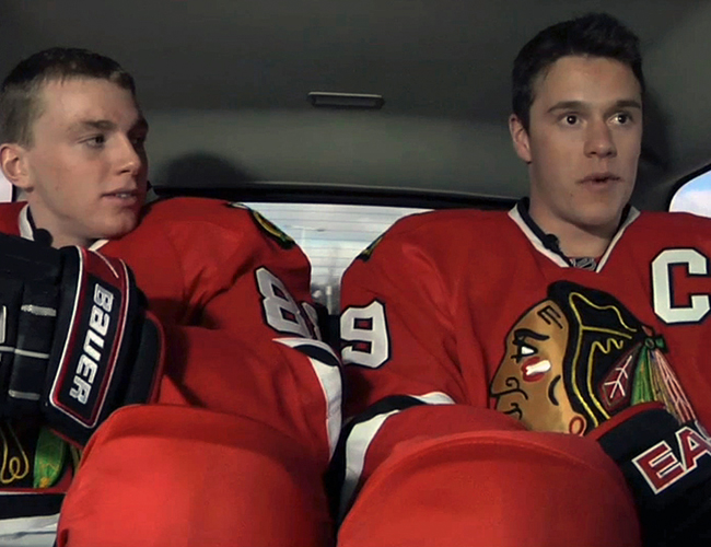 Chicago Blackhawks Commercial