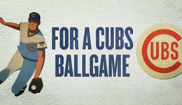 Chicago Cubs Marketing Animation