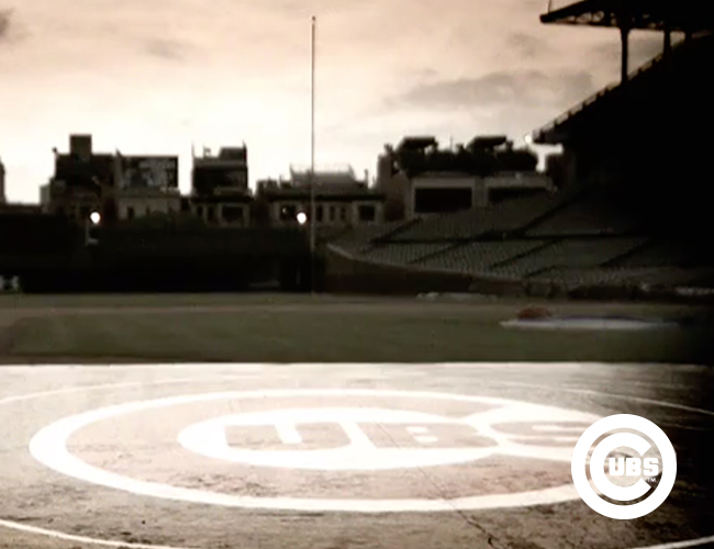 Chicago Cubs Wrigley Field Tour Video