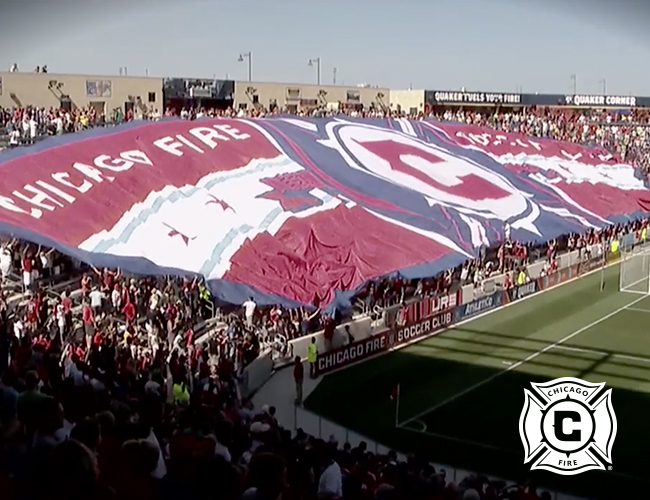 Chicago Fire Hype Pump Up Kick Off Video