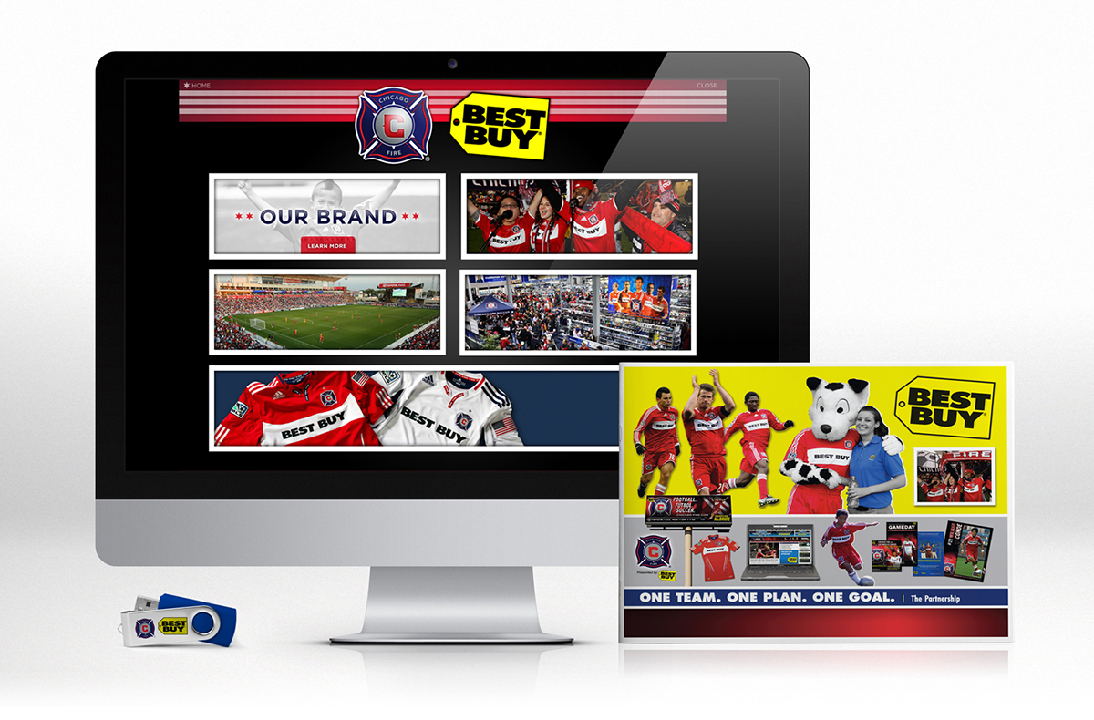 Chicago Fire Partnership Renewal Design