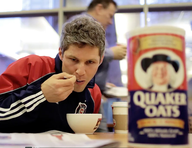 Chicago Fire & Quaker Oats