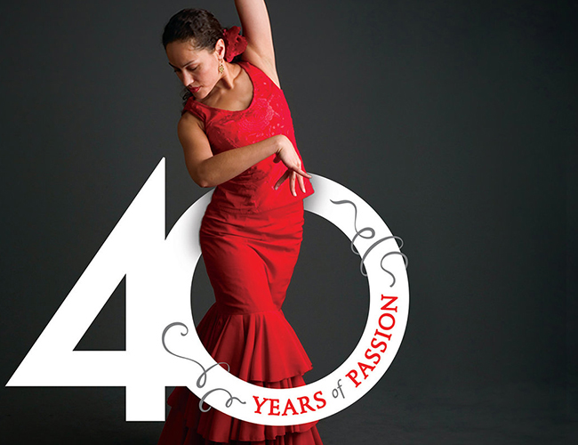 Ensemble Español Forty Years Marketing Campaign