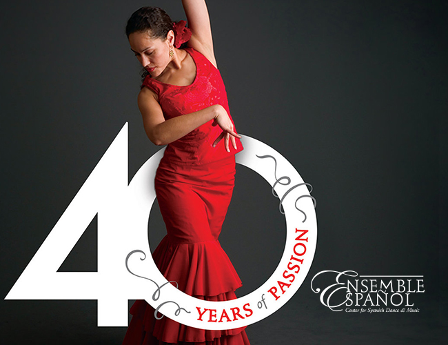 Ensemble Espanol Forty Years Marketing Campaign