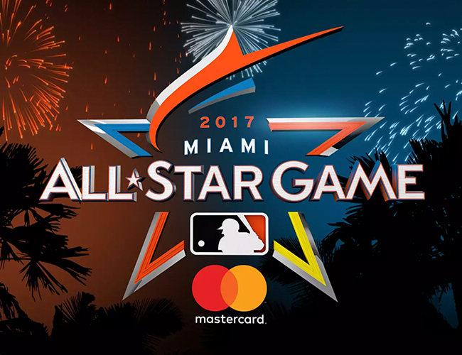 2017 MLB All-Star Animation