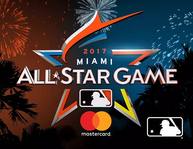 MLB All-Star Game 2017 Animation Work