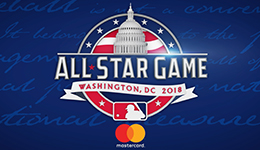 2018 MLB All-Star Logo Reveal Animation
