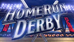 MLB Home Run Derby 2016 Animation