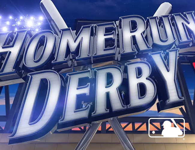 2016 MLB Home Run Derby Animation
