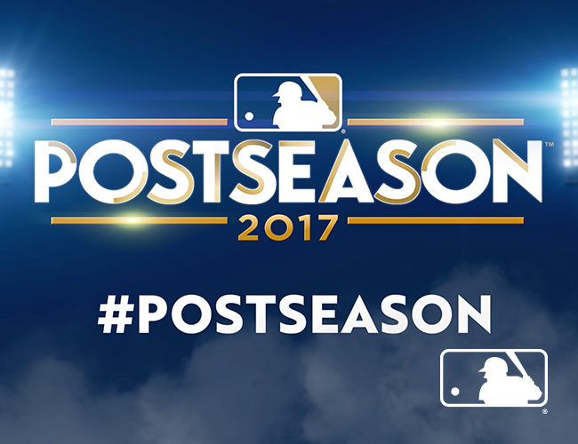 MLB Post Season World Series Animations