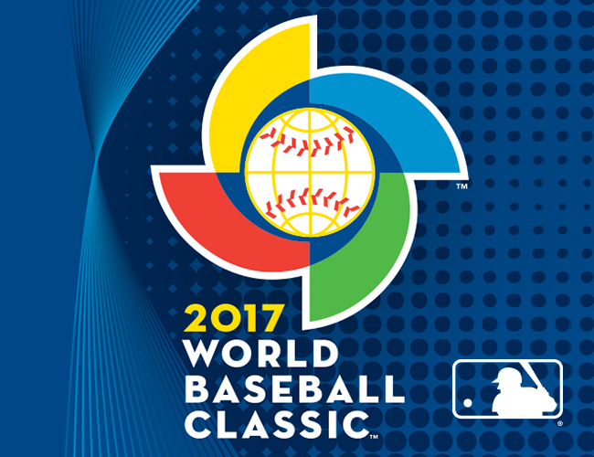 MLB World Baseball Classic Animations