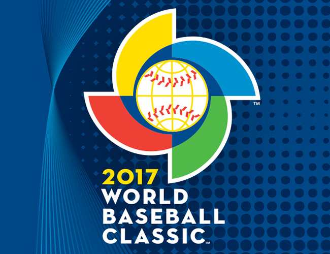 2017 MLB World Baseball Classic Animations