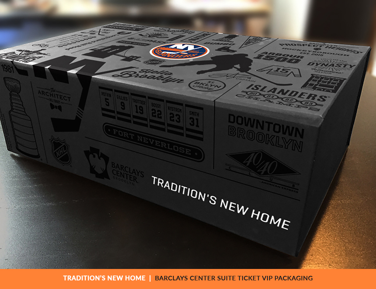 New York Islanders Season Branding Campaign - Featured