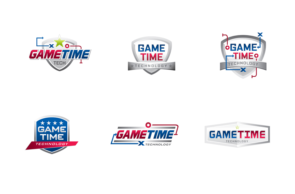 Sports Logo Designs - GameTime