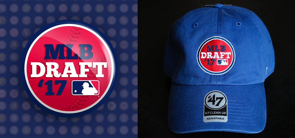 Sports Logo Designs - MLB Draft